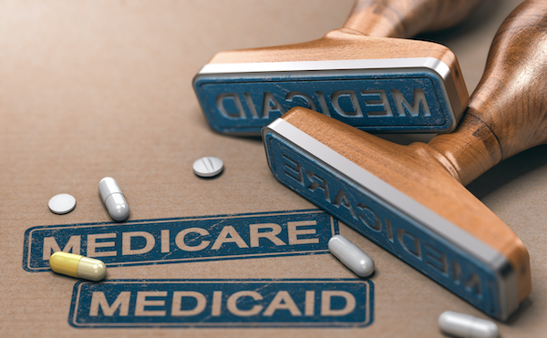 medicare and medicaid stamps