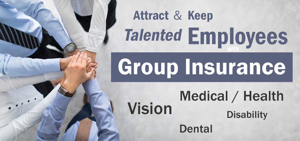 Attract and Keep Talented Employees with Group Health Insurance